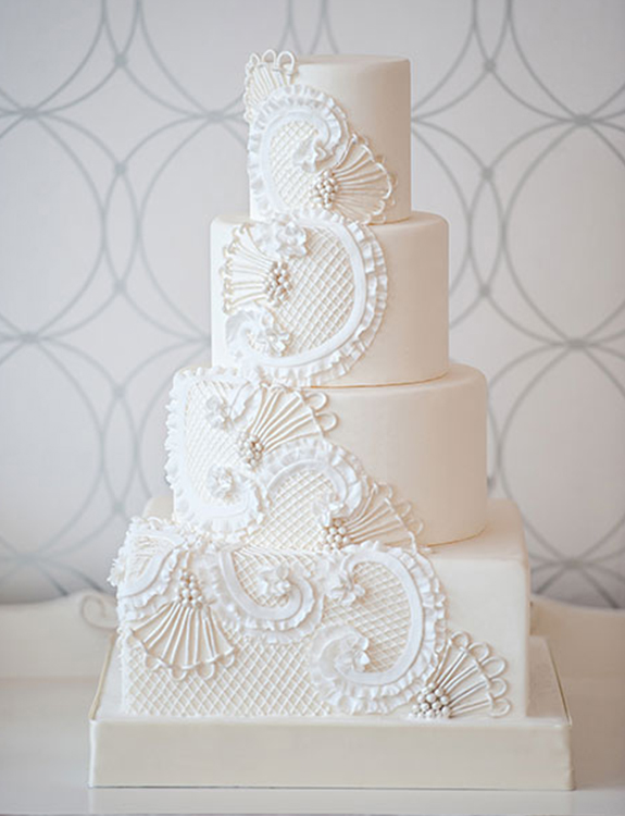 On Trend Wedding Cakes for your 2019 Wedding – Pentney Abbey