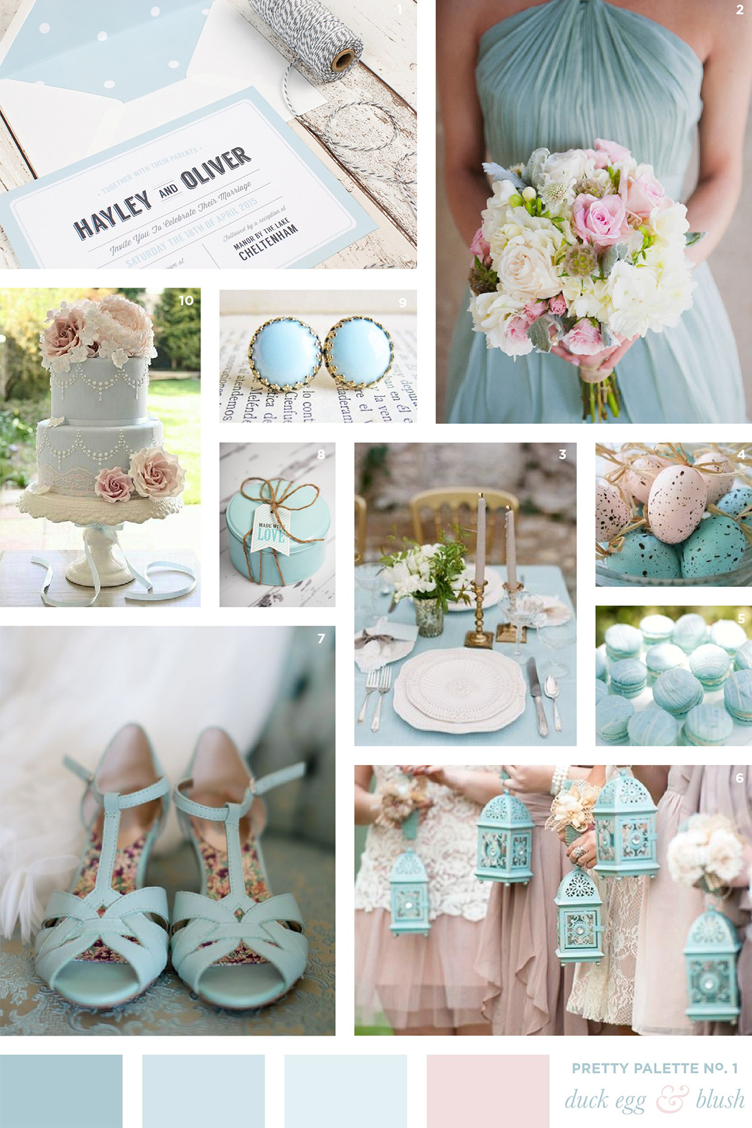 Choosing The Right Colour Scheme For A Pentney Abbey Wedding